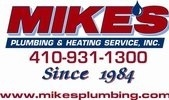 Mike's Plumbing and Heating